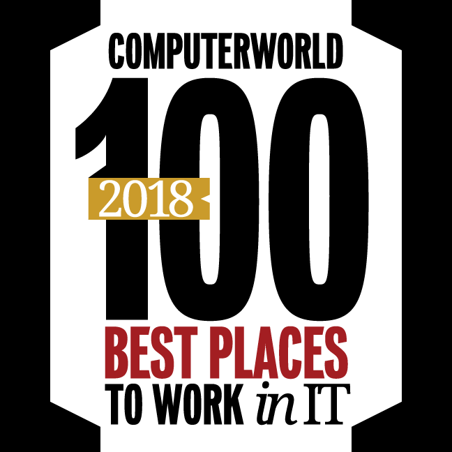 Computerworld's 100 Best Places to Work in IT 2016