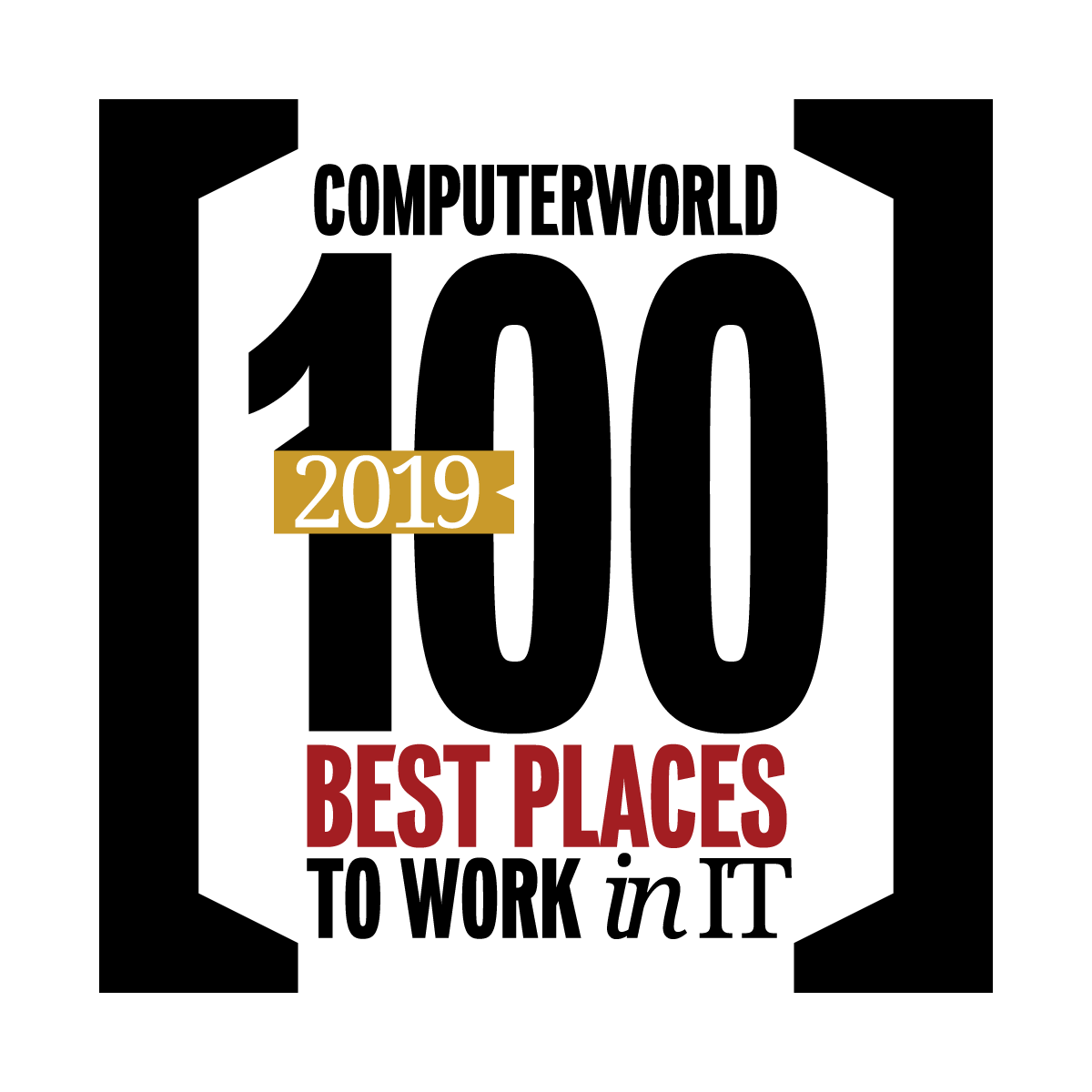 Computerworld's 100 Best Places to Work in IT 2019