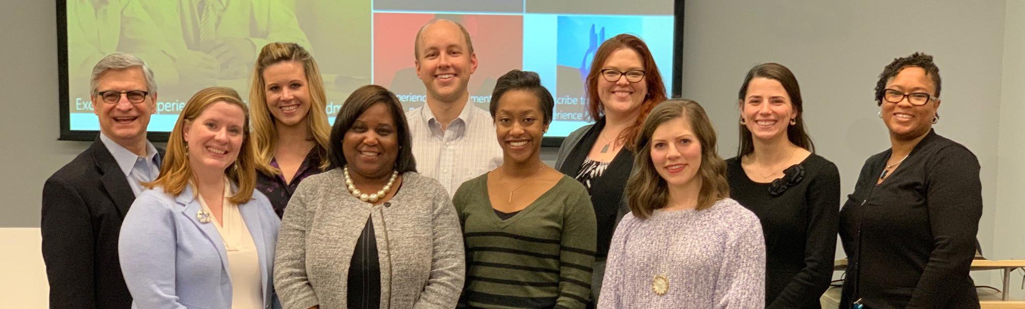 Community Relations team 2019