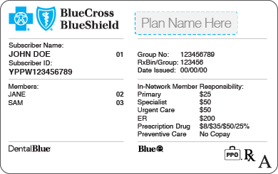 ID Cards | Blue Cross and Blue Shield of North Carolina