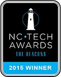 2015 NC Tech Award Winner