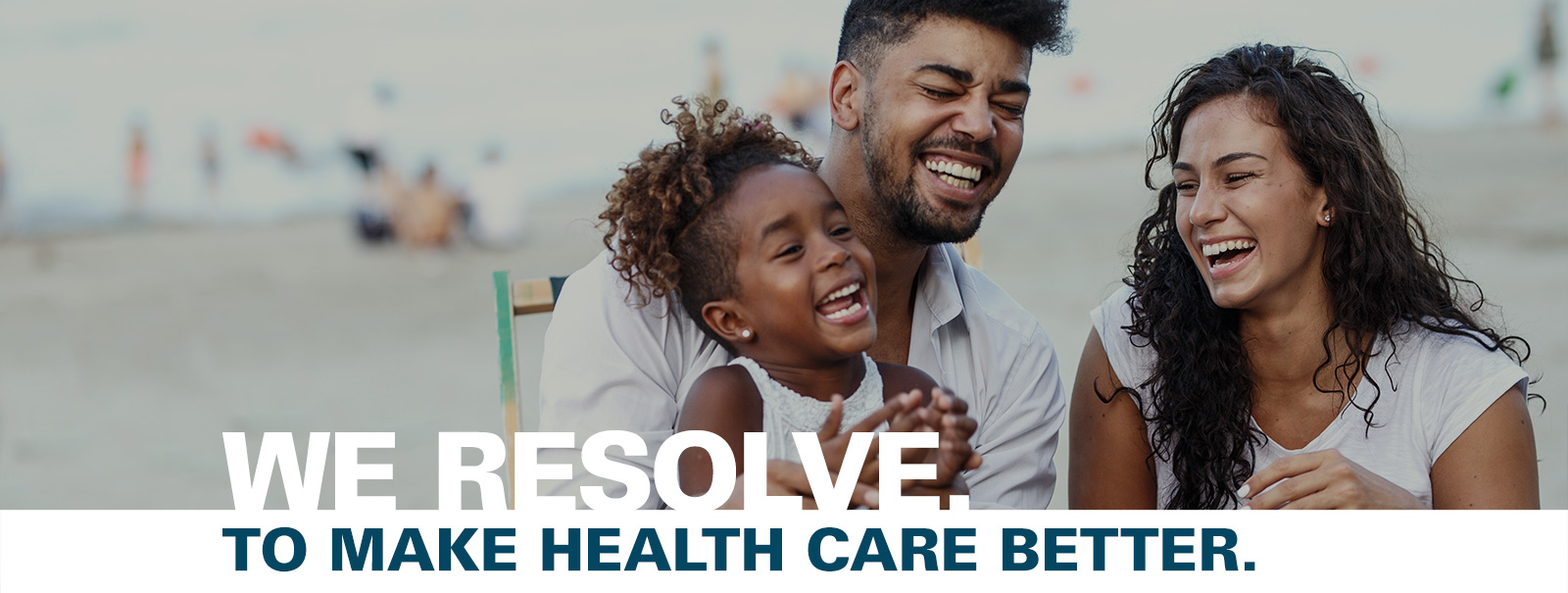 We Resolve to Make Health Care Better