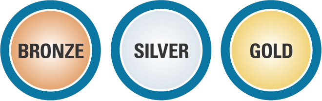 Metallic Levels icon