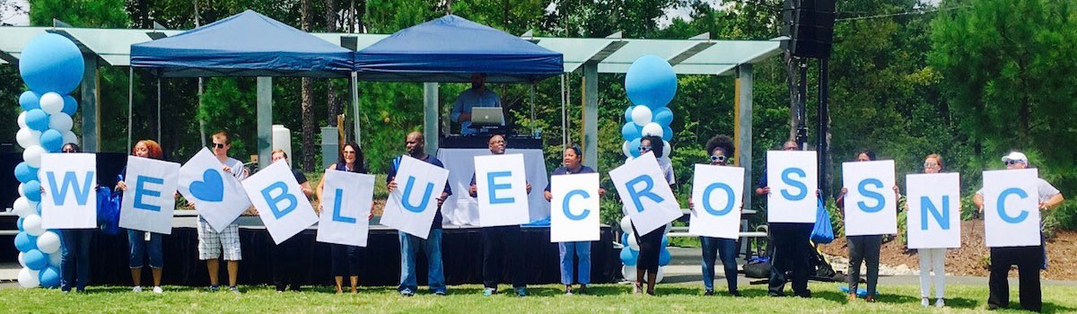 We Love Blue Cross NC